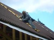 Ремонт капитальный крыши домов в частном секторе.