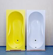 Продам ванны АКВА КОМЕЛЬ прямоугольные 150x70 см