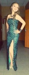 Вечернее платье. Вы в нем будете превосходны)