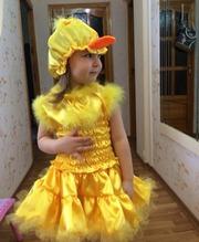 Карнавальный костюм уточки
