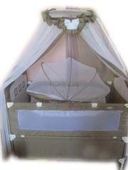 Акция! Новая кроватка трансформер Geoby от 0 до 7 лет. Скидка 60%
