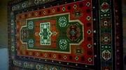 Продам  шерстяной ковер советских времен 125 * 150