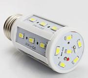 Продам светодиодную лампу кукуруза 5ВТ 24 чипа Epistar SMD 5730