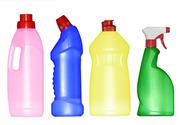 Покупаю бутыли,  флаконы из-под моющих,  чистящих средств бытовой химии