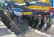 Навесная борона АГД-2, 5,  борона на трактор МТЗ.