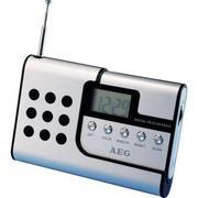 Радио AEG DDR 4107