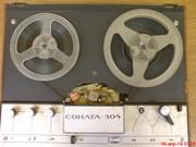 Продам бобинный магнитофон Соната - 304