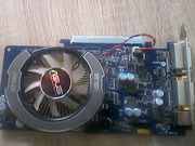 Срочно продам видеокарту Nvidia Geforce 9600GSO 512 MB