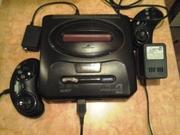 Игровая консоль 90-х.  Sega Mega Drive 2