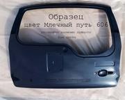 Продам дверь задка Niva-Chevrolet 2123