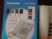 Продам кнопочный проводной телефон стационарной связи