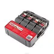 Набор ремней для багажа Kreator KRT555007 225KG/4, 5M