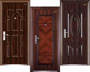 Двери входные металлические ( Китай).