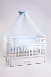 Лучший набор для сна! Весь комплект с кроваткой маятник + постельный н
