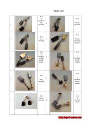 ЩЕТКИ для электроинструментов