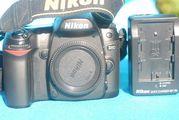 Nikon D80. Полный комплект. Новый.