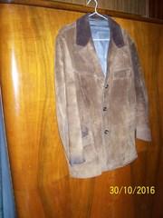продам замшевый пиджак
