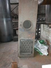 Котел на дровах 50 кВт,  Украина (Харьков)
