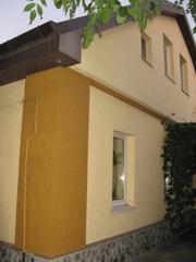 Дом 150 кв.м. и широким участком в Харькове.