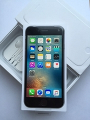 Apple Iphone 6 16gb space gray neverlock