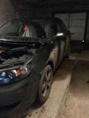 рычаг  Mazda 3 03-06-09 1, 6m
