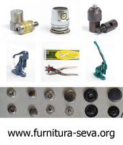 Застежки для одежды,  пластиковые и металлические кнопки для одежды