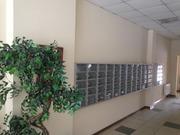 Почтовые ящики из ДСП и стекла.