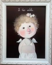 Продам копию картины Гапчинской Евгении