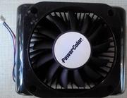 Система охлаждения от видеокарты