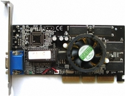 Видеокарта Amic GeForce 2 MX 400