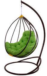 Подвесное садовое кресло кокон с гарантией от производителя