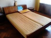 Продам 2 одинаковые деревянные кровати