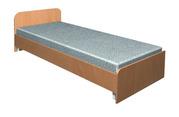 Кровать односпальная Б/у в хорошем состоянии. 320 грн.