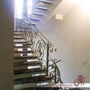 Перила лестничные,  балконные ограждения
