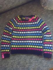 супер красивый теплый свитерок shrinkingviolet на 6 лет,  можно больше,
