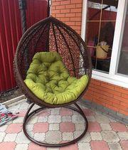 Подвесное кресло Веста,  садовые качели,  бесплатна доставка