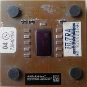 Процессор AMD Athlon XP 2500+ AXDA2500DKV4D