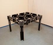 Универсальный ячеистый стол из ламинированной фанеры для ремонта