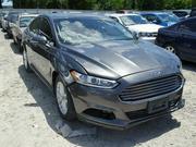 Ford Mondeo 2016 доставка авто из штатов