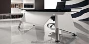 Кабинет директора. Дизайнерский кабинет руководителя.