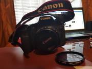 Фотоаппарат Canon 60 D с объективами