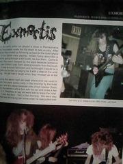 Продам редкий журнал о 60-ти дет.метал группах 80-90 г., с редкими фото.