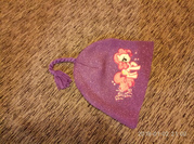 супер классная шапочка my little pony с Пинки пай