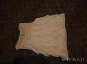 очень красивая легкая блузка h&m на 10-11 лет