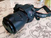 Зеркальный фотоаппарат Sony Alpha A58 Kit 3.5-5.6/18-135 SAM