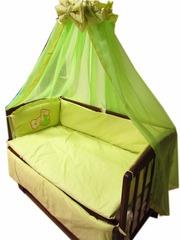 Акция! Набор для сна! Кроватка,  матрас,  постель. Лучшее качество. New