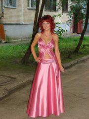 Продам своё выпускное шикарное платье шили под заказ