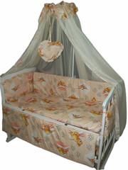 Акция! Постельное в кроватку! ткань: Турция! Новое! Качество!