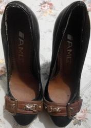 Женские туфли демисезонные AMG