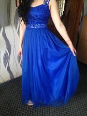 Шикарное выпускное/вечернее платье
